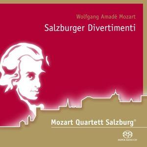 Salzburger Divertimenti, Radovan Vlatkovic, Mozart Quartett Salzburg