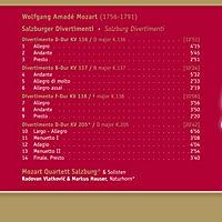Salzburger Divertimenti - Produktdetailbild 1