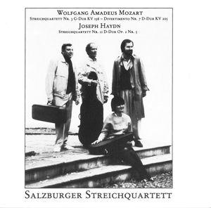 Salzburger Streichquartett, Salzburger Streichquartett