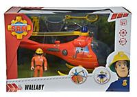 Sam Hubschrauber mit Figur - Produktdetailbild 1