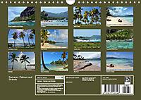 Samana - Palmen und Strände (Wandkalender 2019 DIN A4 quer) - Produktdetailbild 13