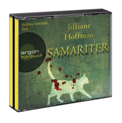 Samariter, 6 Audio-CDs, Jilliane Hoffman