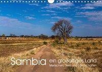 Sambia - ein großartiges Land (Wandkalender 2019 DIN A4 quer), R. Siemer, k.A. rsiemer