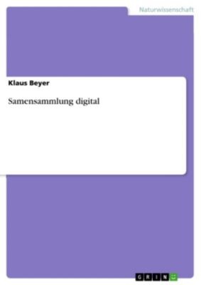 Samensammlung digital, Klaus Beyer