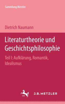 Sammlung Metzler: Literaturtheorie und Geschichtsphilosophie, Dietrich Naumann