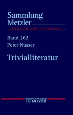 Sammlung Metzler: Trivialliteratur, Peter Nusser