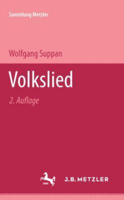 Sammlung Metzler: Volkslied, Wolfgang Suppan