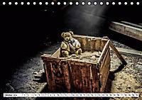 Sammy der Bär besucht Lost Places (Tischkalender 2019 DIN A5 quer) - Produktdetailbild 10