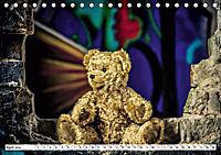 Sammy der Bär besucht Lost Places (Tischkalender 2019 DIN A5 quer) - Produktdetailbild 4