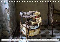Sammy der Bär besucht Lost Places (Tischkalender 2019 DIN A5 quer) - Produktdetailbild 1