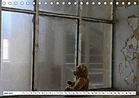 Sammy der Bär besucht Lost Places (Tischkalender 2019 DIN A5 quer) - Produktdetailbild 6