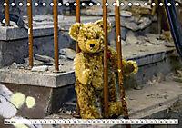 Sammy der Bär besucht Lost Places (Tischkalender 2019 DIN A5 quer) - Produktdetailbild 5