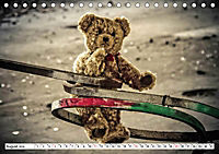 Sammy der Bär besucht Lost Places (Tischkalender 2019 DIN A5 quer) - Produktdetailbild 8