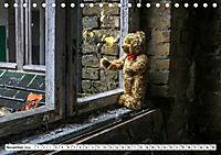Sammy der Bär besucht Lost Places (Tischkalender 2019 DIN A5 quer) - Produktdetailbild 11