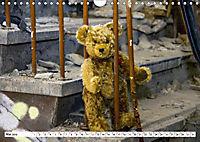 Sammy der Bär besucht Lost Places (Wandkalender 2019 DIN A4 quer) - Produktdetailbild 5