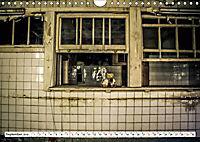 Sammy der Bär besucht Lost Places (Wandkalender 2019 DIN A4 quer) - Produktdetailbild 9