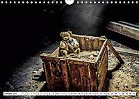 Sammy der Bär besucht Lost Places (Wandkalender 2019 DIN A4 quer) - Produktdetailbild 10