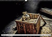 Sammy der Bär besucht Lost Places (Wandkalender 2019 DIN A3 quer) - Produktdetailbild 10