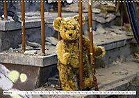 Sammy der Bär besucht Lost Places (Wandkalender 2019 DIN A3 quer) - Produktdetailbild 5