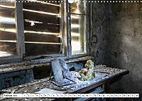 Sammy der Bär besucht Lost Places (Wandkalender 2019 DIN A3 quer) - Produktdetailbild 2