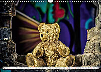 Sammy der Bär besucht Lost Places (Wandkalender 2019 DIN A3 quer) - Produktdetailbild 4