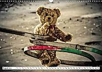 Sammy der Bär besucht Lost Places (Wandkalender 2019 DIN A3 quer) - Produktdetailbild 8
