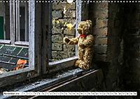 Sammy der Bär besucht Lost Places (Wandkalender 2019 DIN A3 quer) - Produktdetailbild 11