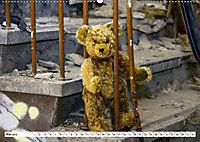 Sammy der Bär besucht Lost Places (Wandkalender 2019 DIN A2 quer) - Produktdetailbild 5