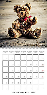 Sammy visits abandoned places (Wall Calendar 2019 300 × 300 mm Square) - Produktdetailbild 5