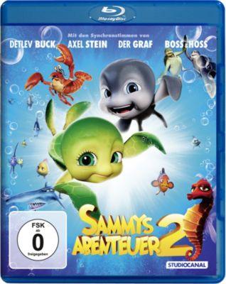 Sammys Abenteuer 2, Domonic Paris