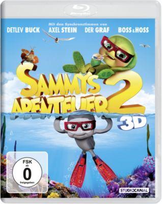 Sammys Abenteuer 2 - 3D-Version, Domonic Paris