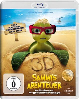 Sammys Abenteuer - 3D-Version