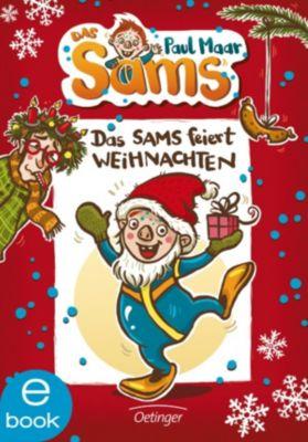 Sams: Das Sams feiert Weihnachten, Paul Maar