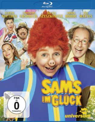 Sams im Glück, Paul Maar, Ulrich Limmer