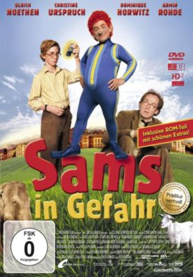 Sams in Gefahr, Paul Maar