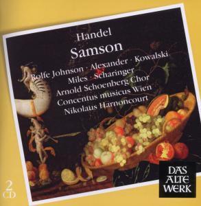 Samson/Hwv57, Nikolaus Harnoncourt, Cmw