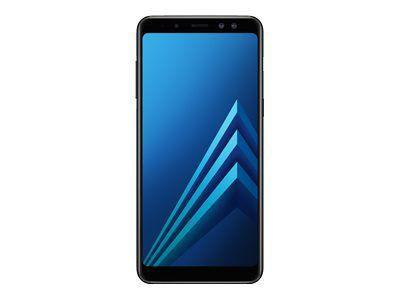 SAMSUNG A530F Galaxy A8 14,22cm 5,6Zoll black