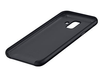 SAMSUNG Dual Layer Cover für A6  black