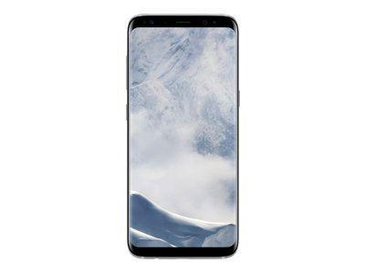 SAMSUNG G950F Galaxy S8 14,65 cm 5,8 zoll 64GB artic silver