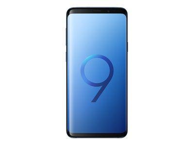SAMSUNG G965F Galaxy S9+ 15,81 cm 6,2 Zoll 64GB coral blue