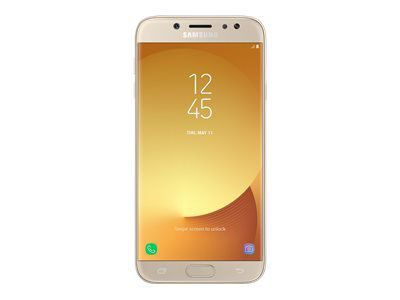 SAMSUNG J730 Galaxy J7 (2017) 13,97cm 5,5 Zoll Duos LTE Android 7.0 16GB gold