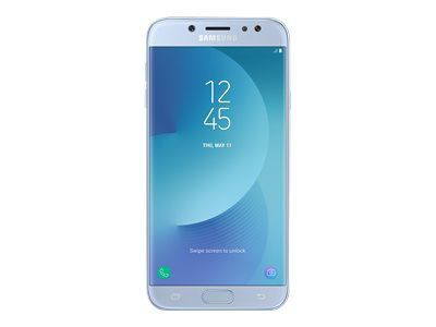 SAMSUNG J730 Galaxy J7 (2017) 13,97cm 5,5 Zoll Duos LTE Android 7.0 16GB blue silver