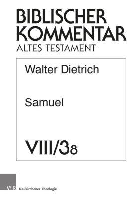 Samuel (2 Sam 8. Register, Titelei) - Walter Dietrich |