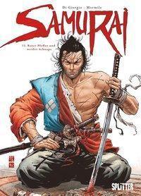 Samurai -Roter Pfeffer und weißer Schnaps - Jean-François Di Giorgio pdf epub