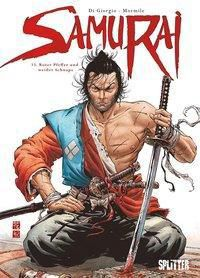 Samurai -Roter Pfeffer und weißer Schnaps - Jean-François Di Giorgio |