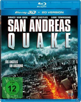 San Andreas Quake, Jhey Castles, Grace Van Dien