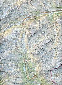 San Bernadino 1 : 50 000 - Produktdetailbild 2