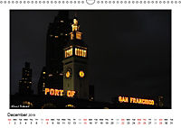 San Francisco Metropolis at the Golden Gate / UK-Version (Wall Calendar 2019 DIN A3 Landscape) - Produktdetailbild 12