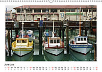 San Francisco Metropolis at the Golden Gate / UK-Version (Wall Calendar 2019 DIN A3 Landscape) - Produktdetailbild 6