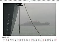 San Francisco Metropolis at the Golden Gate / UK-Version (Wall Calendar 2019 DIN A3 Landscape) - Produktdetailbild 3